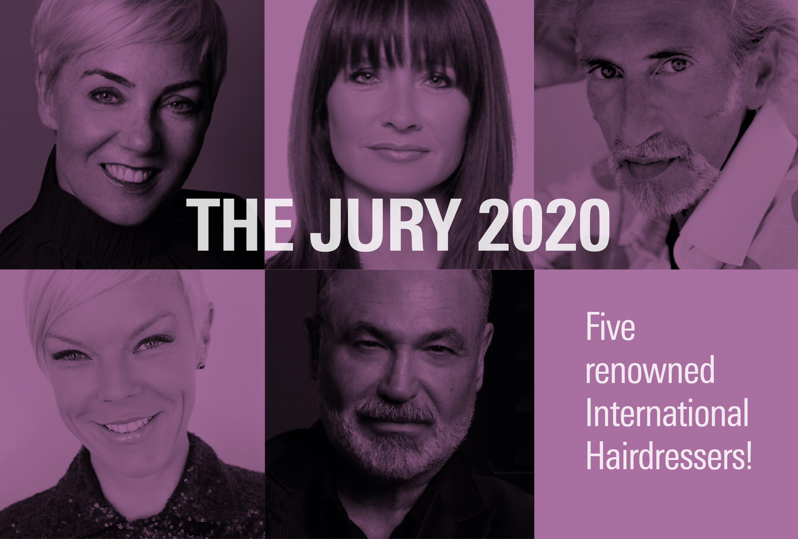 International Hairdressing Awards® announce the jury for their second edition