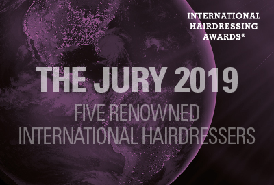 International Hairdressing Awards® announce an one-of-a-kind jury for their first edition
