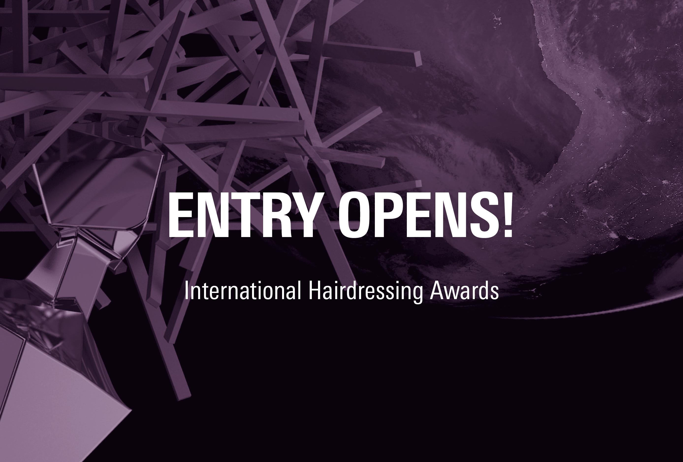 2021 International Hairdressing Awards: Entries open!