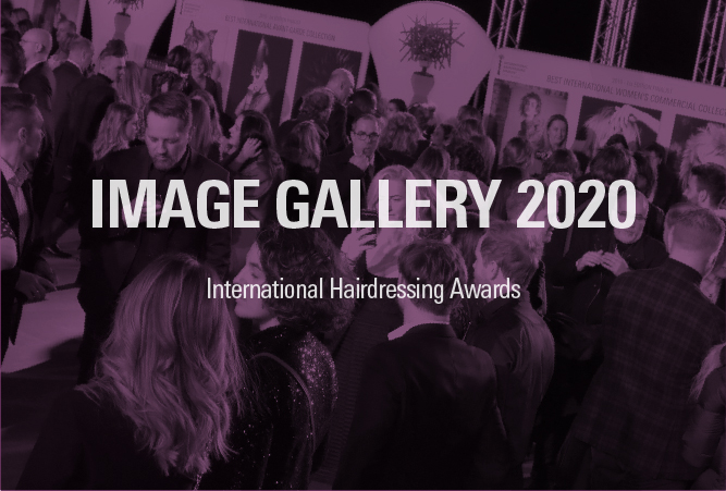 Enjoy the pictures of the 2020 International Hairdressing Awards!