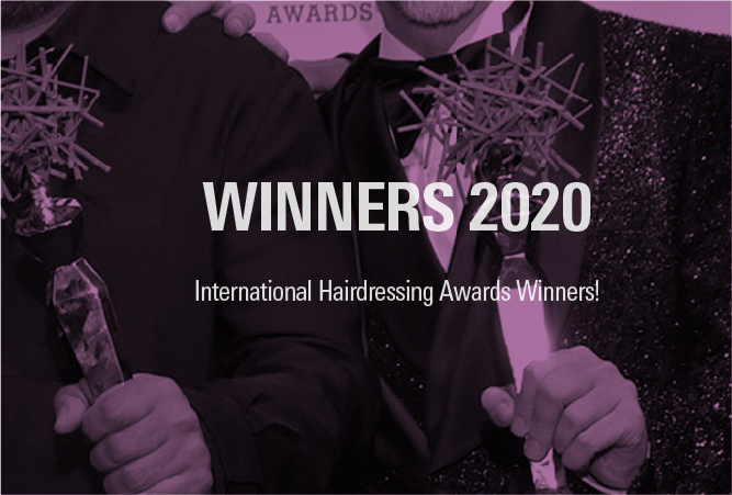 The 2020 International Hairdressing Awards' winners presented in Madrid